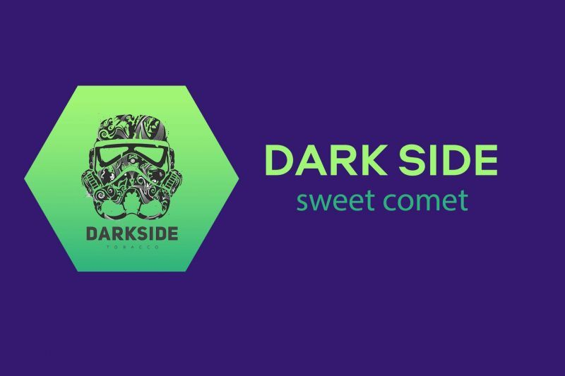 Вкус Darkside Sweet Comet