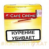 Сигариллы Cafe Creme Original Filter Tip 10шт